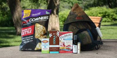 A selection of all-natural products to make the most of the end of summer