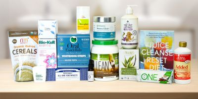 A collection of natural products designed to start you off on the right foot