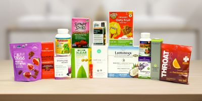 All-natural foods and supplements made from, or with, fruit