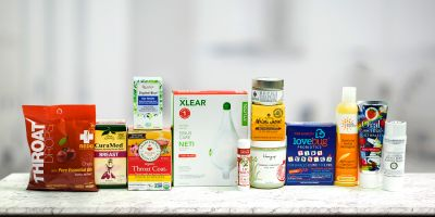 A wide variety of all natural supplements and body care products