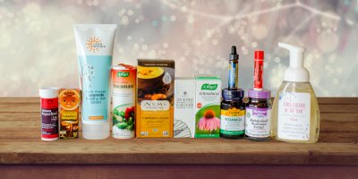 "A selection of all-natural products that make the perfect ""little something"""