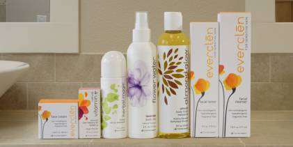 Giveaway Wednesday from Taste for Life and everclēn!