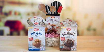 Giveaway Wednesday from Taste for Life and Enjoy Life Foods!