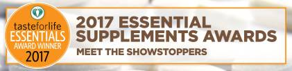 2017 Essential Supplements Awards