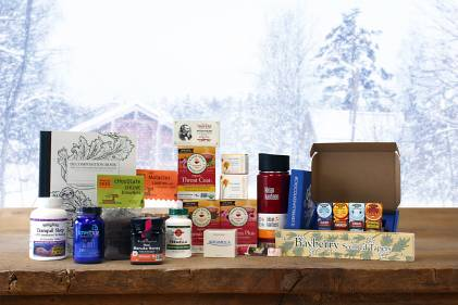 A huge selection of all-natural holiday gifts