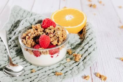 high-fiber, vitamin-rich foods good for digestive health and immunity