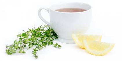 A hot cup of detox tea