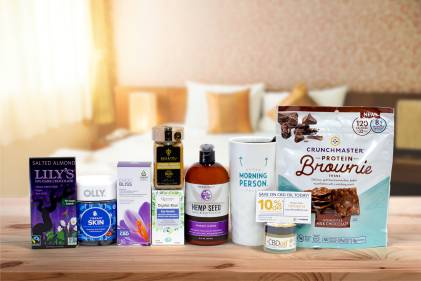 All-natural foods and products for stress relief and body care