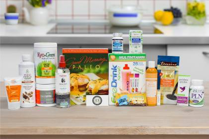 A selection of all-natural supplements to help your energy and endurance