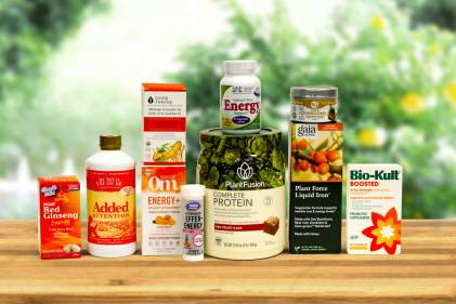 all-natural superfoods and supplements for energy and focus