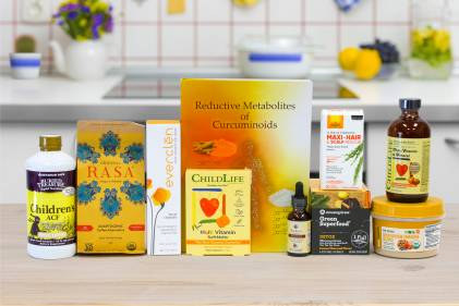 all-natural products for immunity and general well-being