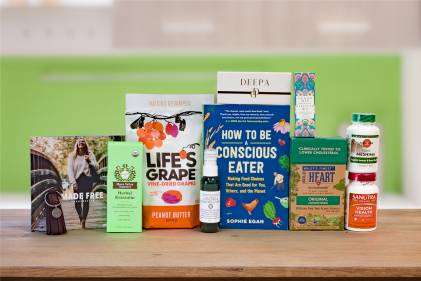 a wide variety of all-natural products for beauty, style, and health