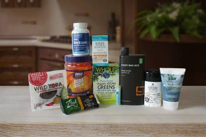 all natural products for energy, balance, and maintenance