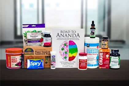 a wide variety of products for mindful living