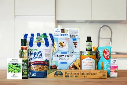A wide variety of all-natural products you can use in baking