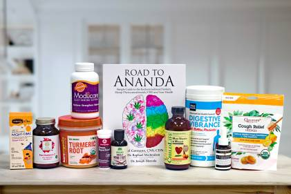 a variety of supplements for immunity and wellness