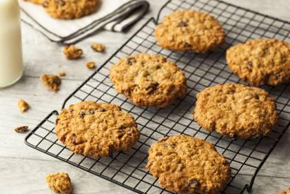 Oatmeal Sweet Potato Cookies Taste For Life