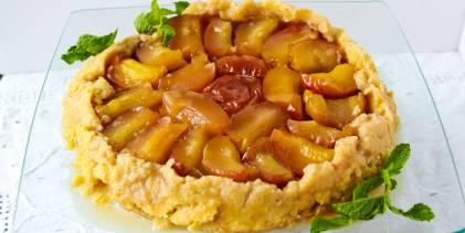 Sugarfree Apple Tarte Tartin