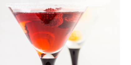 non-alcoholic champagne punch