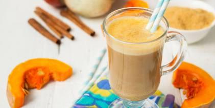 Almased Pumpkin Spice Latte