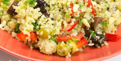 Eden Foods Quinoa Medley