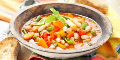 Vegetable-Minestrone Soup