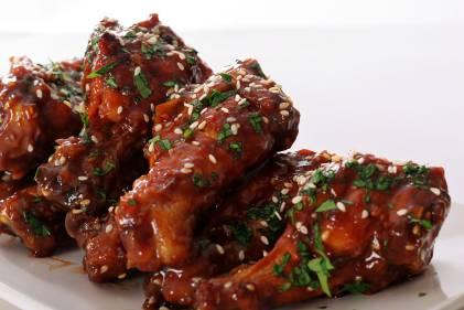 Gluten-free Thai Chicken Wings