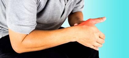 Thumb Tendonitis