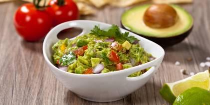 Spicy Avocado and Quinoa Salsa