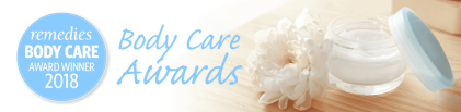 The 2018 Remedies Body Care Awards
