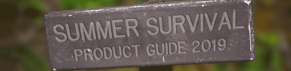 The 2019 Summer Survival Product Guide