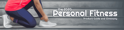 The 2020 Personal Fitness Product Guide