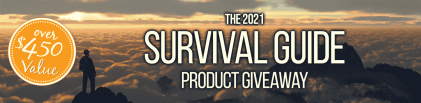 The 2021 Survival Guide Product Giveaway