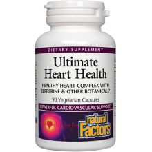 Natural Factors Ultimate Heart Health