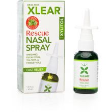 Xlear Rescue Nasal Spray with Xylitol