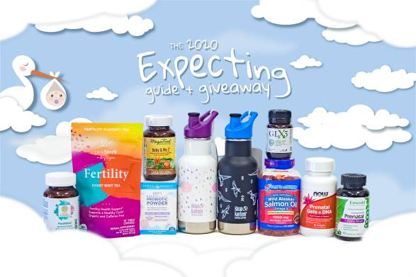 all-natural products for expecting mothers
