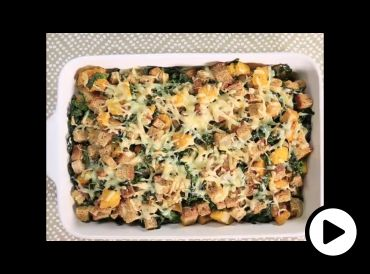 Embedded thumbnail for Kale, Butternut, and Gruyère Dressing
