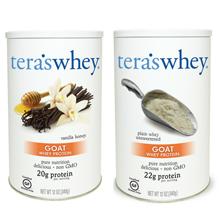 tera'swhey Goat Whey Protein