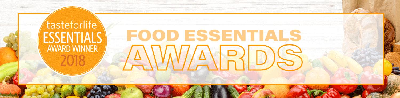 The 2018 Food Essentials Awards