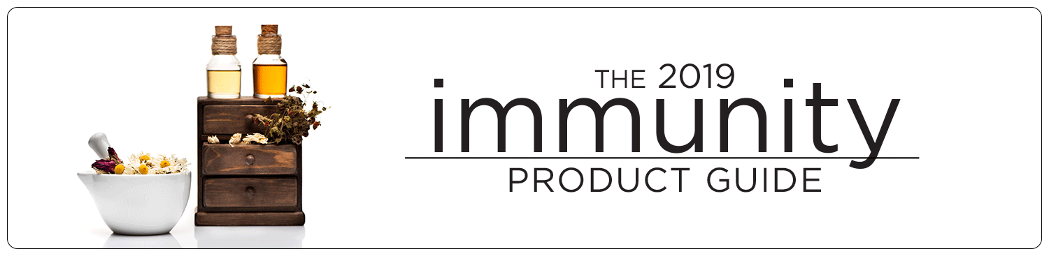The 2019 Immunity Product Guide