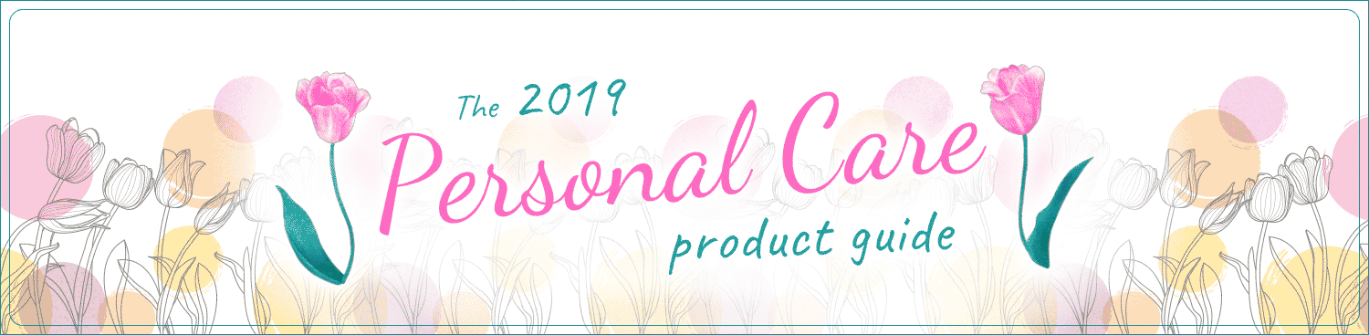 The 2019 Personal Care Product Guide