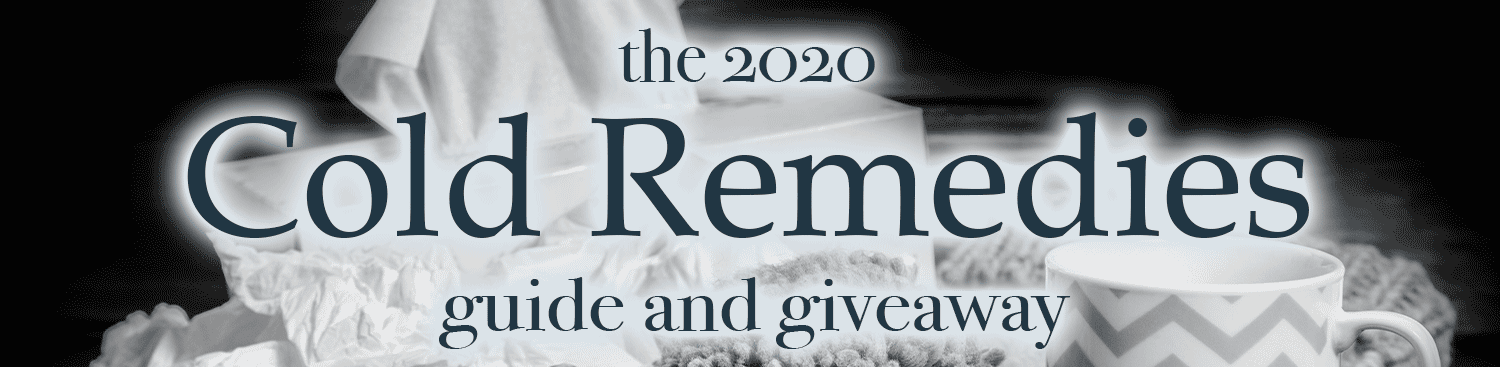 The 2020 Cold Remedies Guide