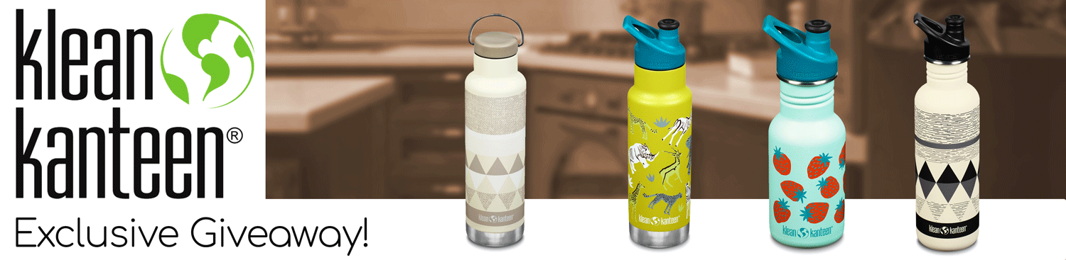 The Klean Kanteen Back-to-School Giveaway