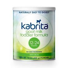 KABRITA non-GMO Goat Milk Toddler Formula
