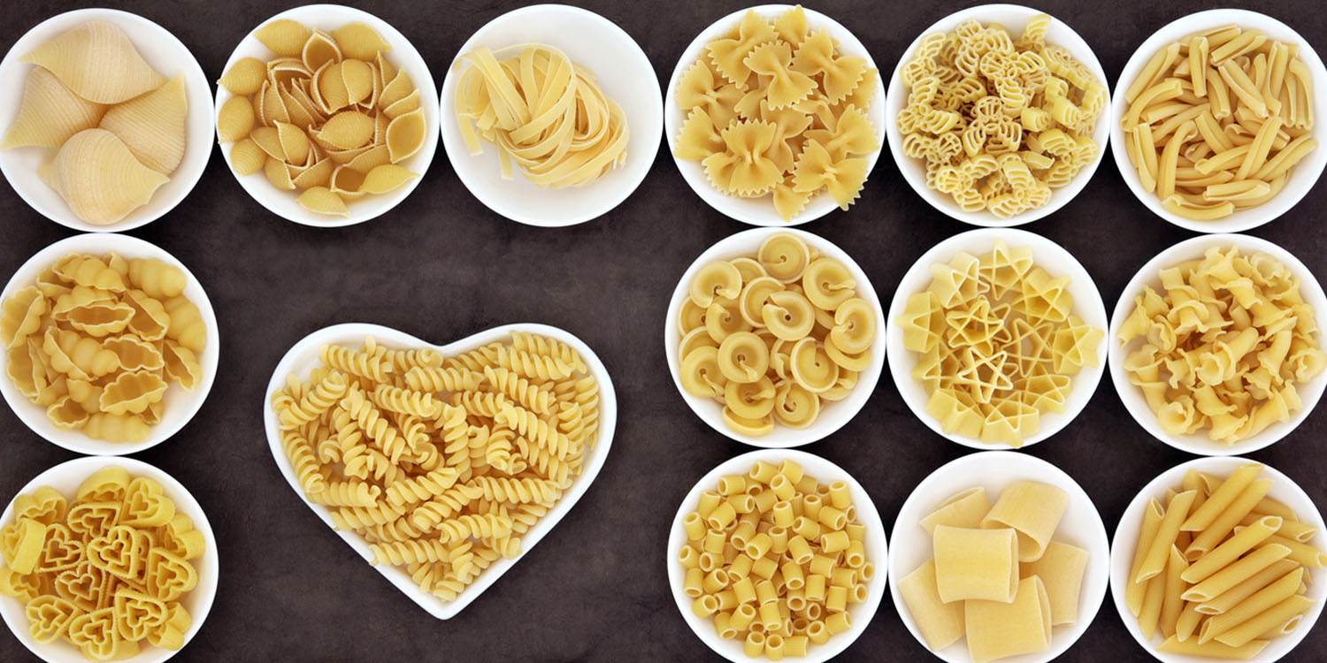 The ultimate guide to pasta shapes  Jamie Oliver  Features